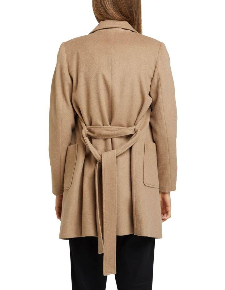 Dalia Wool Blend Jacket image 3