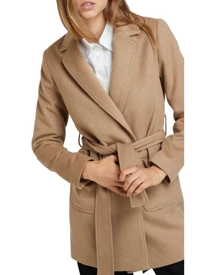 Dalia Wool Blend Jacket image 4