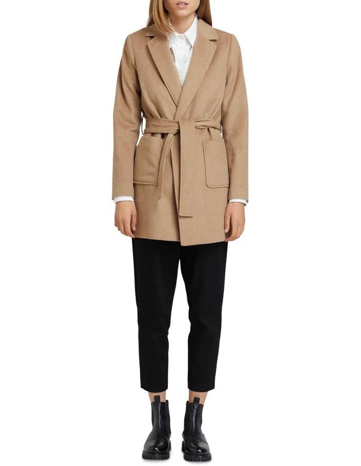 Dalia Wool Blend Jacket image 5