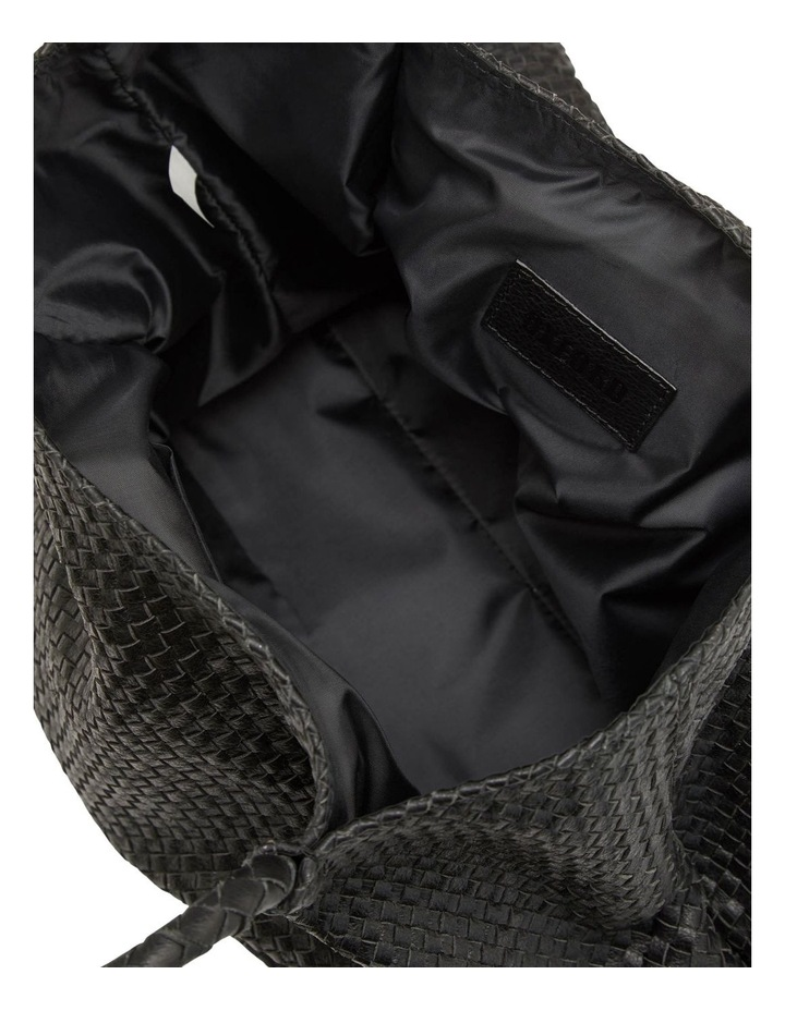 Sonnet Woven Leather Tote Bag image 4
