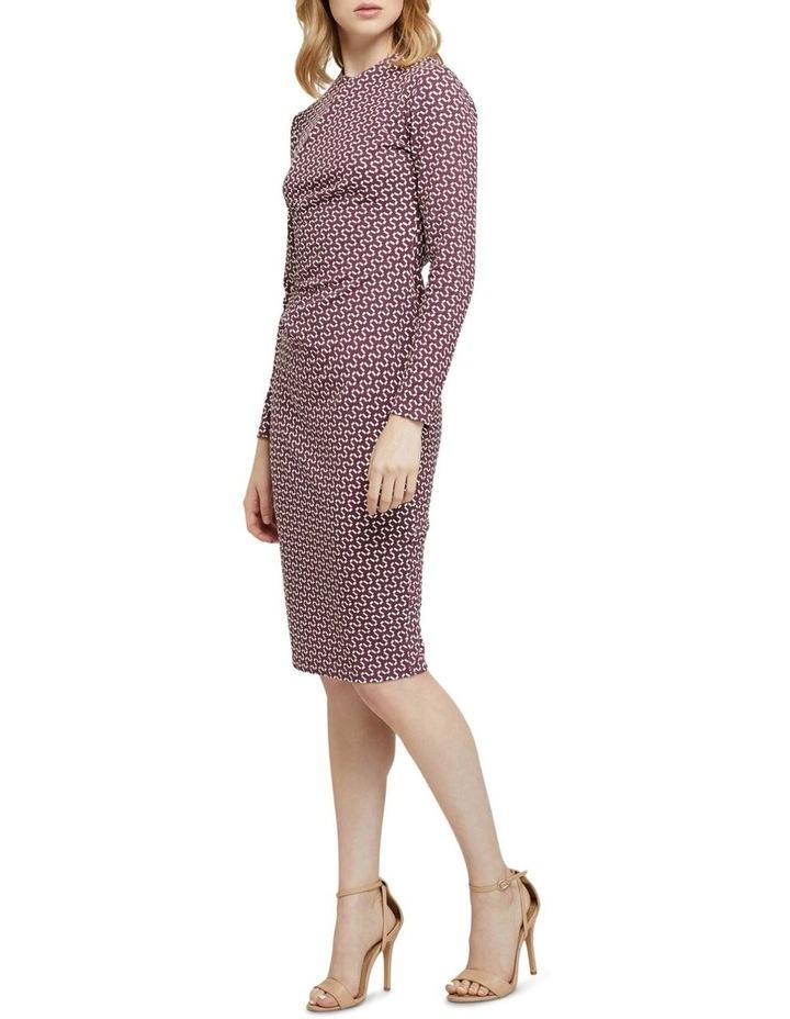 Hartley Geo Printed Knit Dress image 2