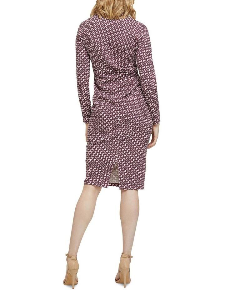 Hartley Geo Printed Knit Dress image 3