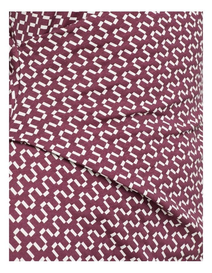 Hartley Geo Printed Knit Dress image 6