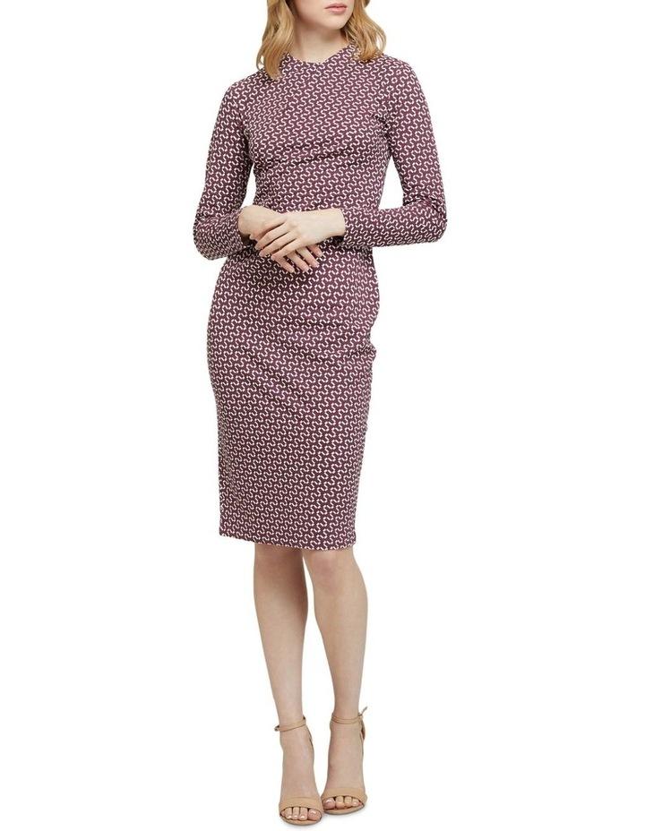 Hartley Geo Printed Knit Dress image 7