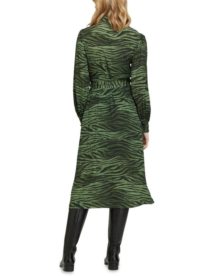 Kira Animal Print Dress image 3