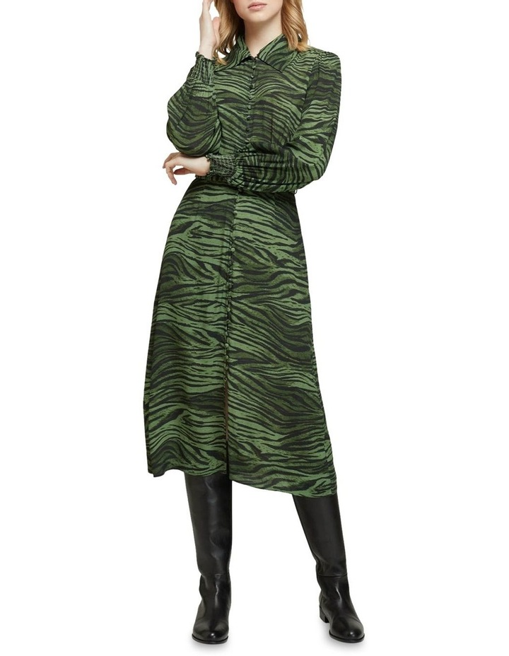 Kira Animal Print Dress image 5