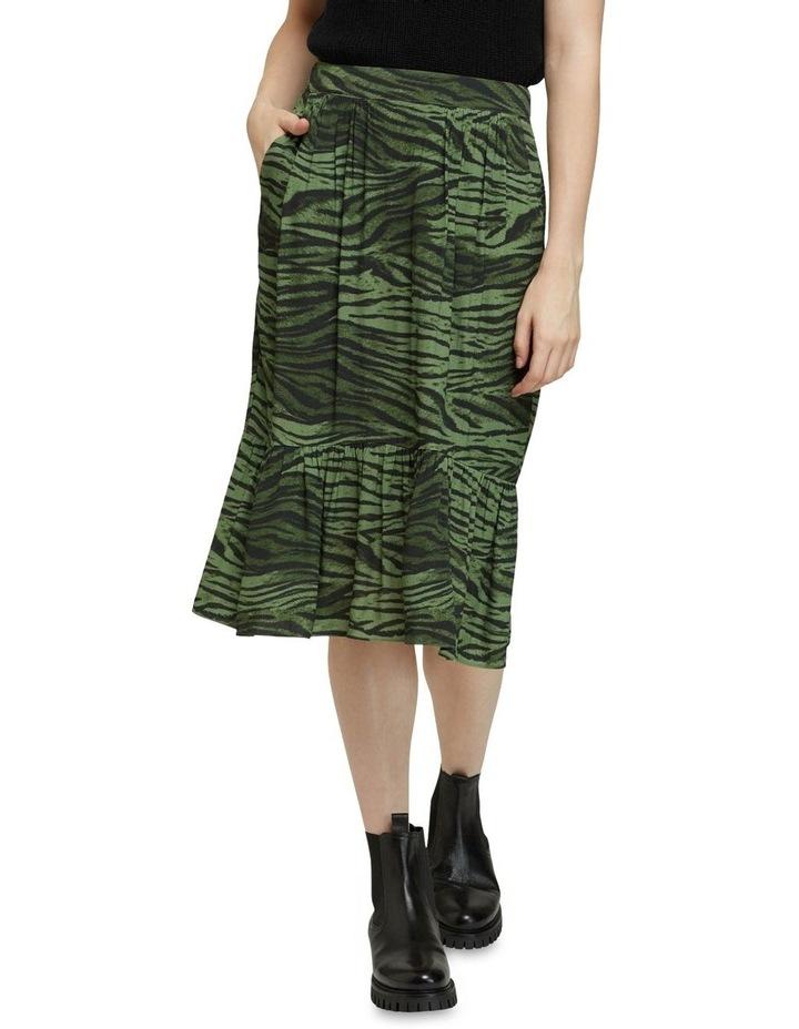 Millie Animal Print Skirt image 1