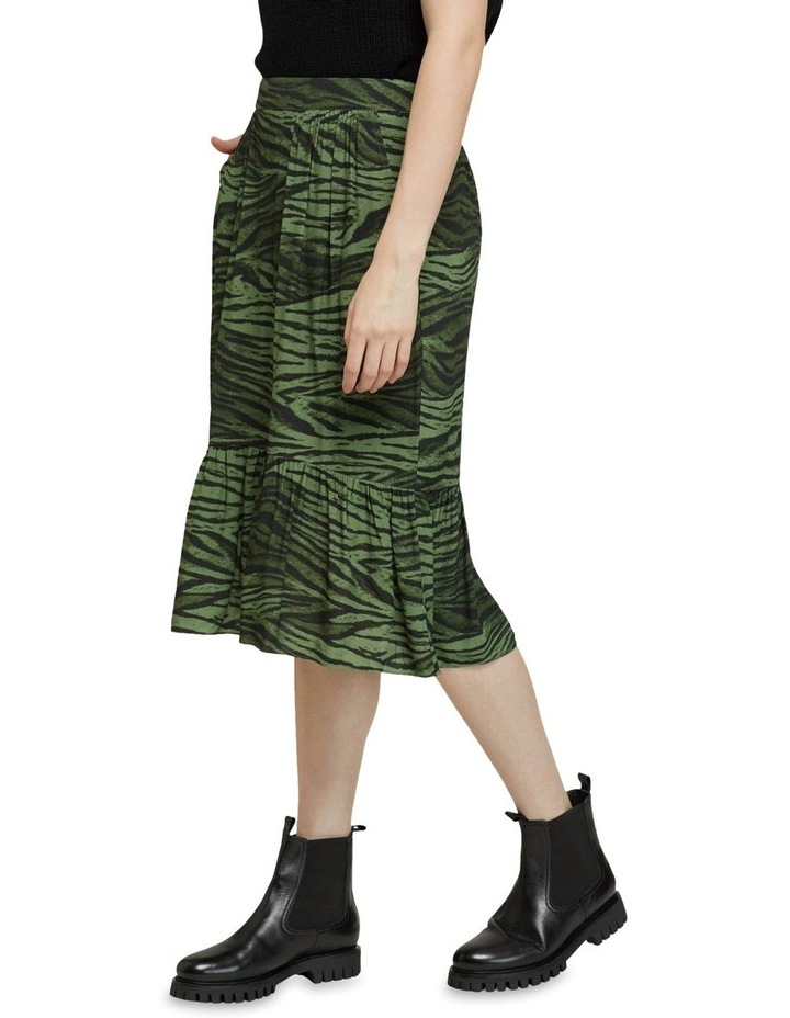 Millie Animal Print Skirt image 2