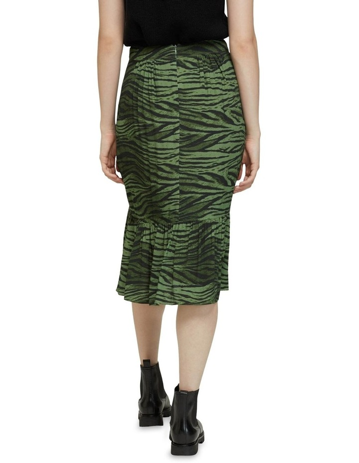 Millie Animal Print Skirt image 3