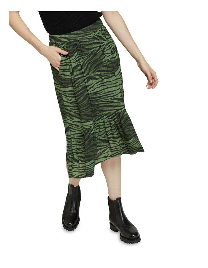 Millie Animal Print Skirt image 4