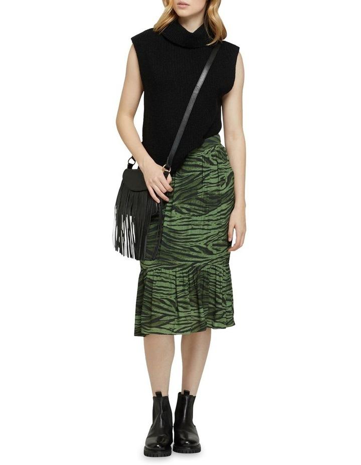 Millie Animal Print Skirt image 5