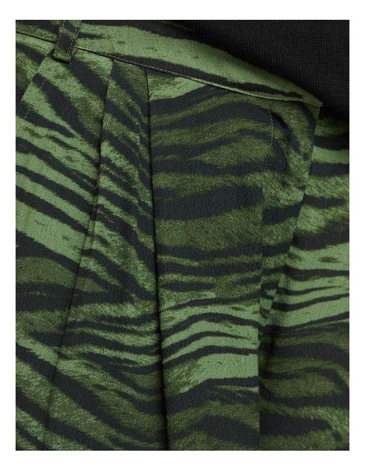 Millie Animal Print Skirt image 6