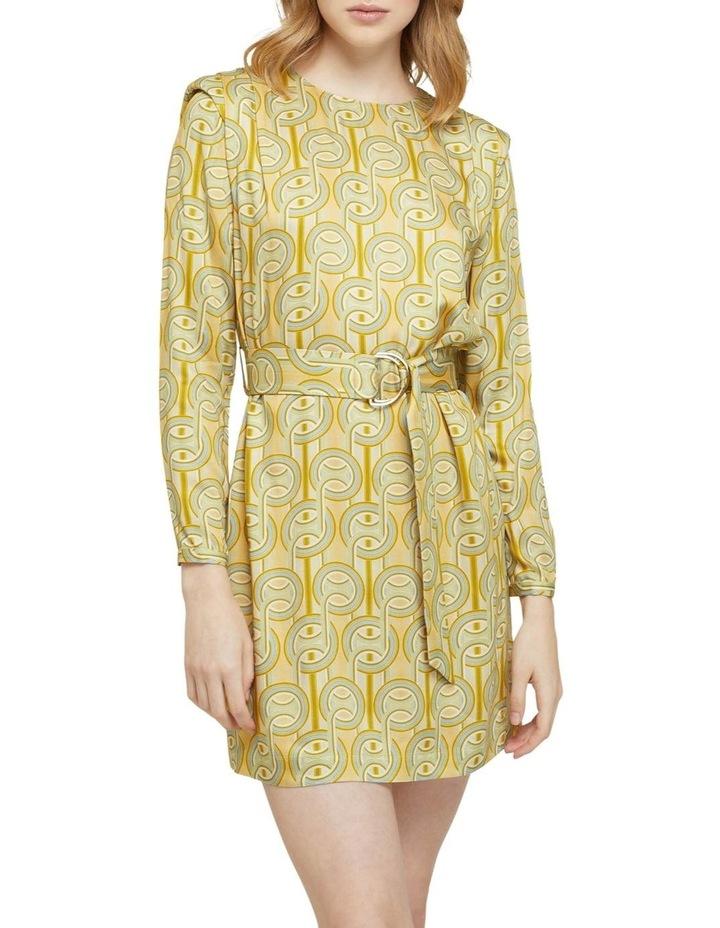Dorit Geo Print Dress image 1
