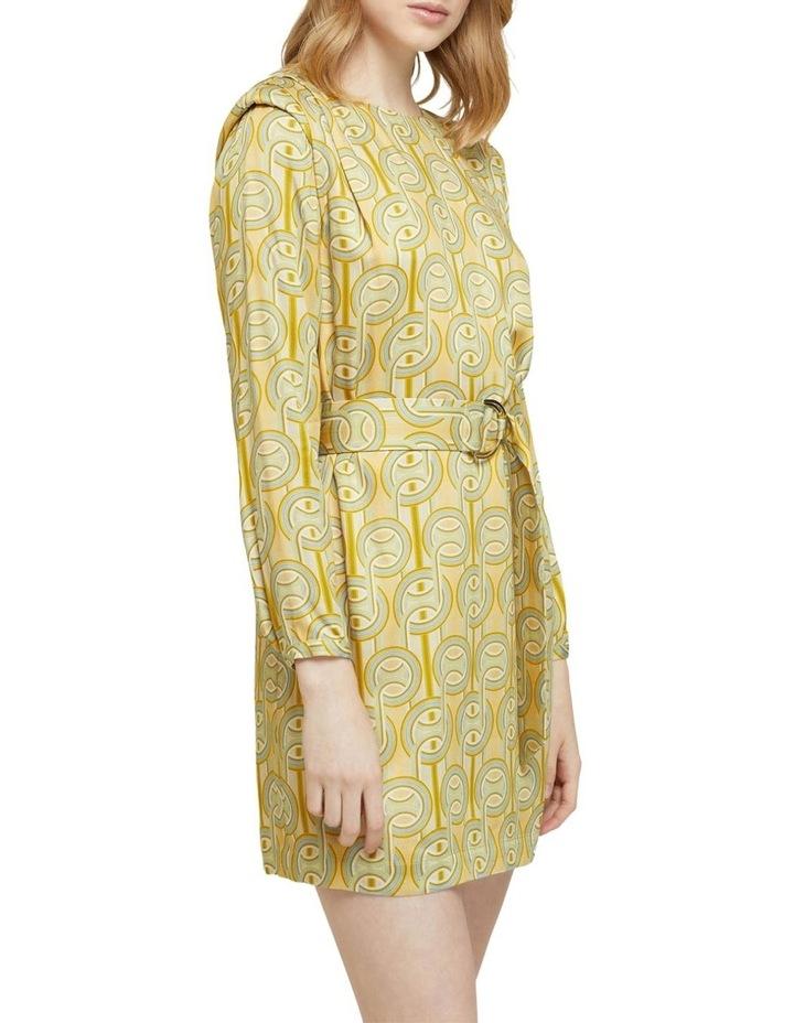 Dorit Geo Print Dress image 2