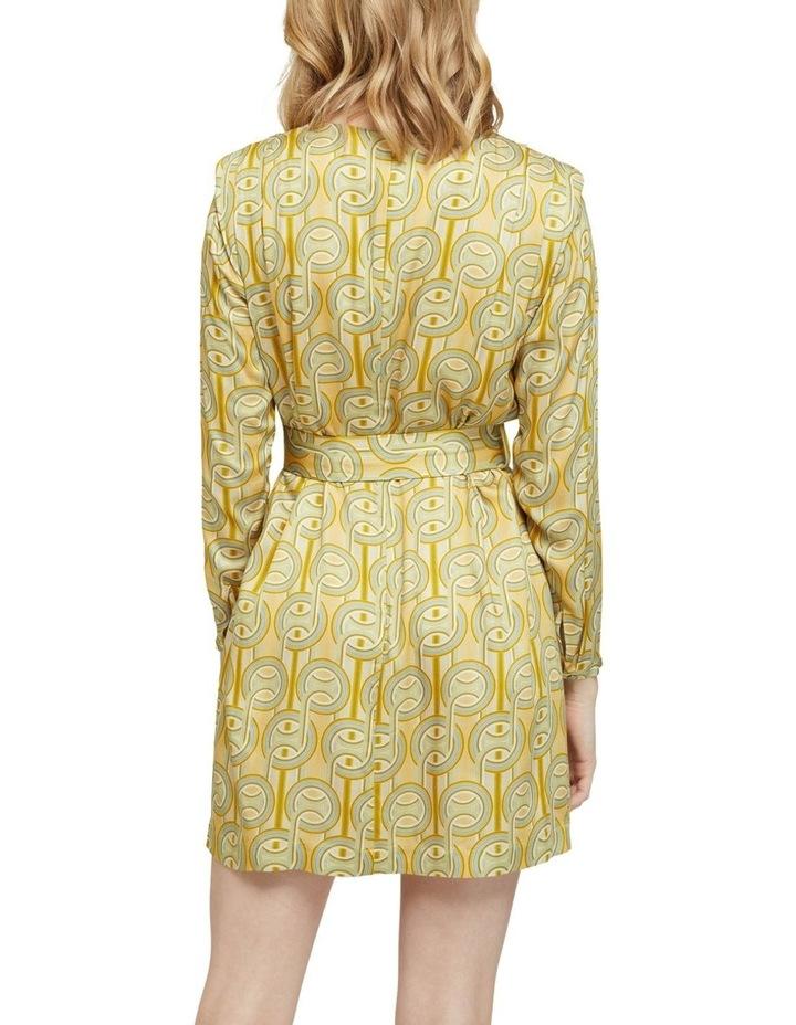 Dorit Geo Print Dress image 3