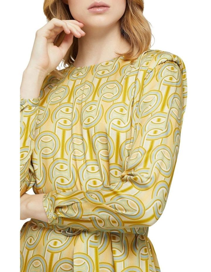 Dorit Geo Print Dress image 4