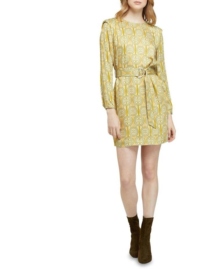 Dorit Geo Print Dress image 5