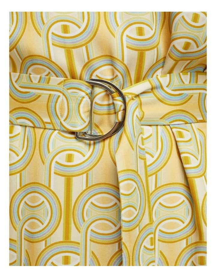 Dorit Geo Print Dress image 6