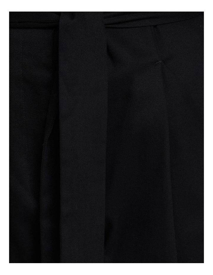 Sloane Stretch Cttn Paperbag Pants image 6