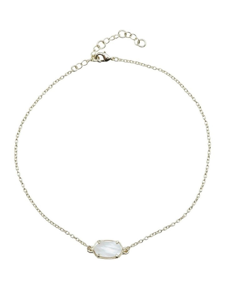 Annabella Mother Of Pearl Gold Bracelet image 1