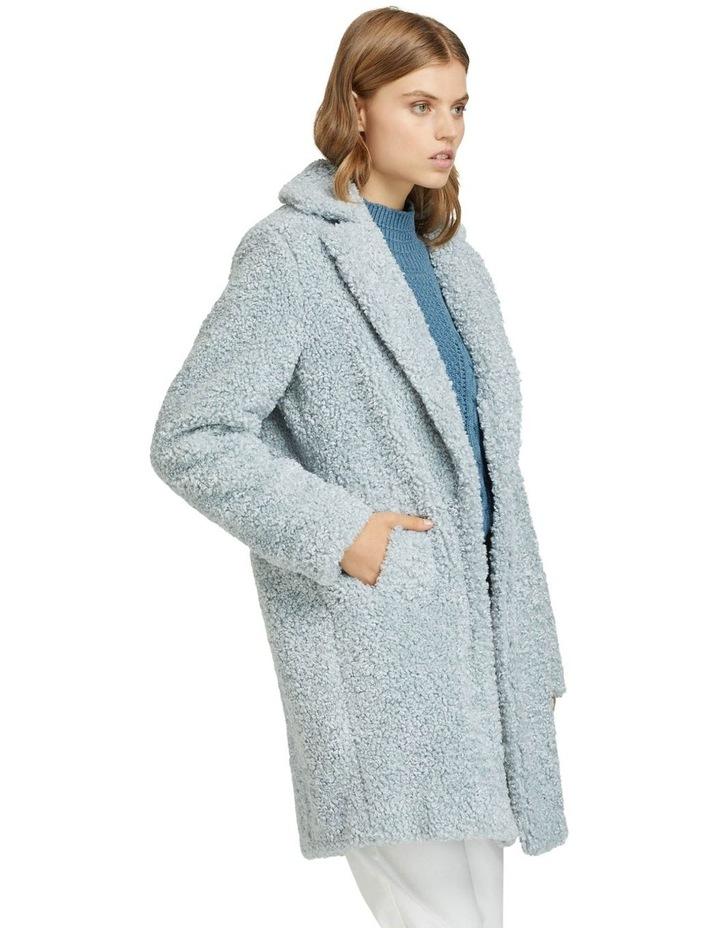 Teddy Faux Fur Coat image 2
