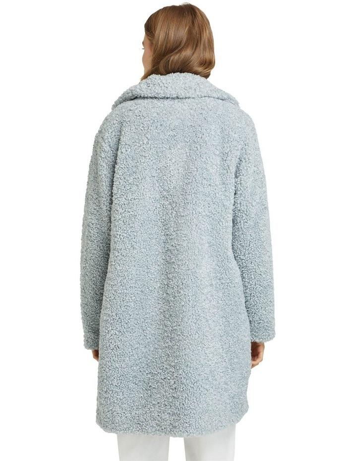 Teddy Faux Fur Coat image 3