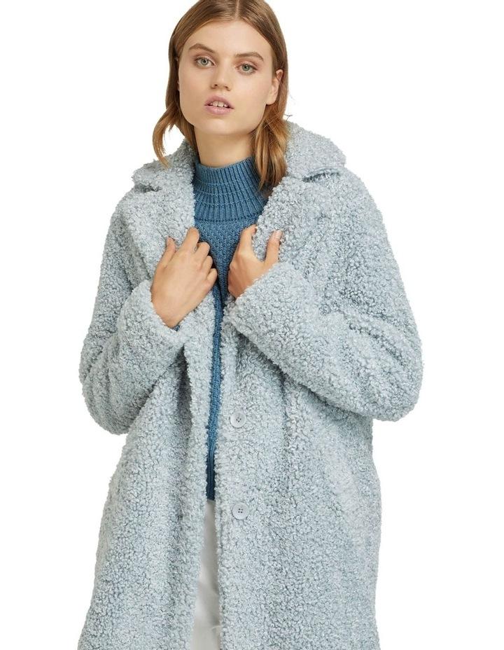 Teddy Faux Fur Coat image 4