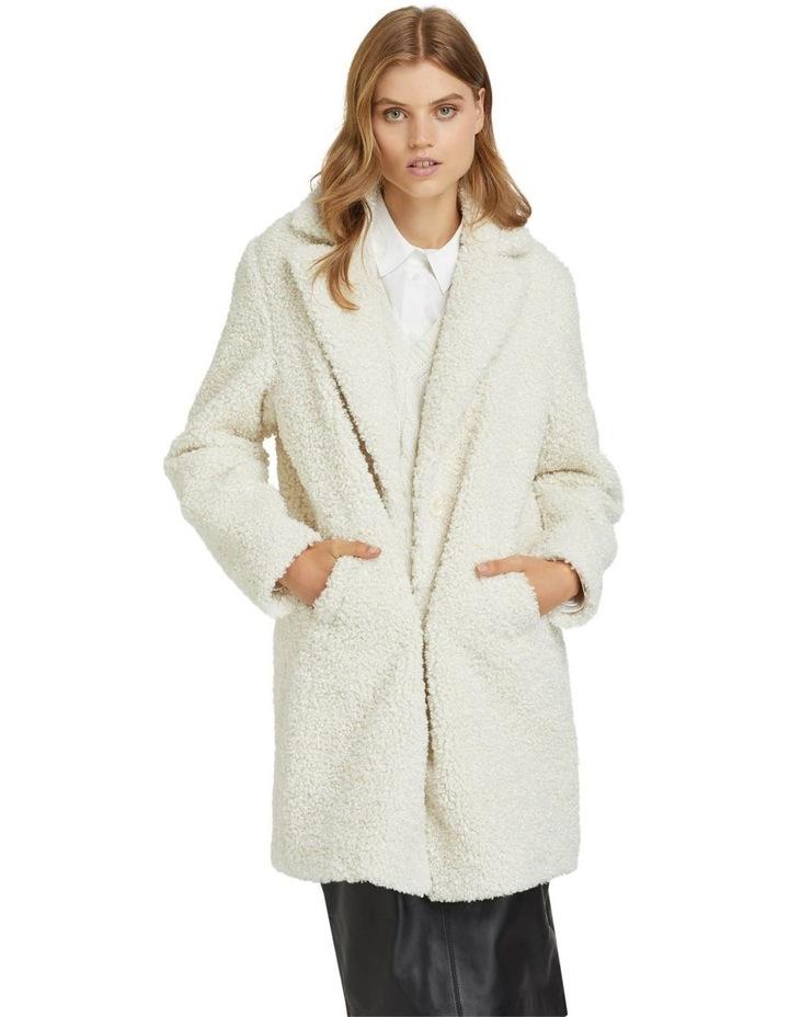 Teddy Faux Fur Coat image 1
