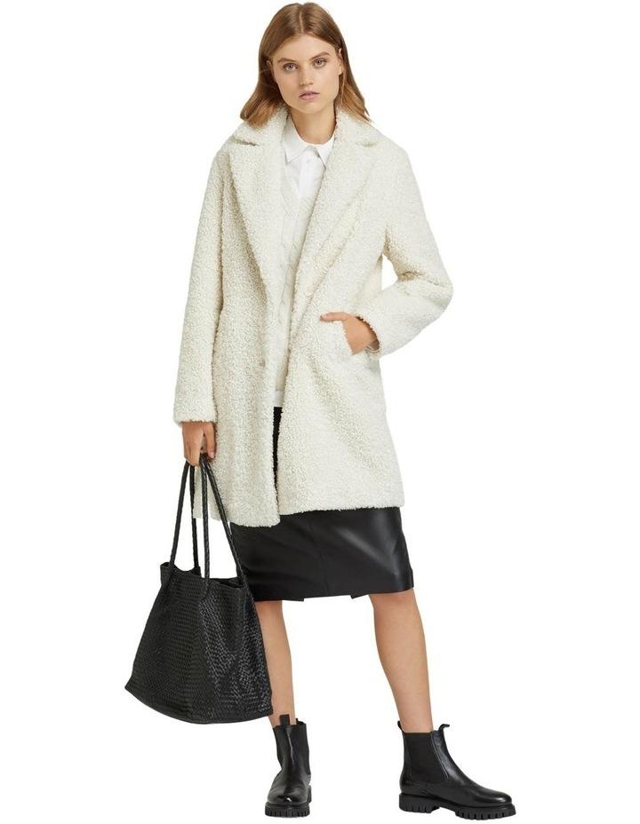 Teddy Faux Fur Coat image 5
