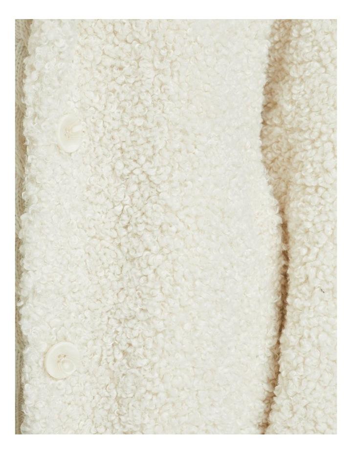 Teddy Faux Fur Coat image 6