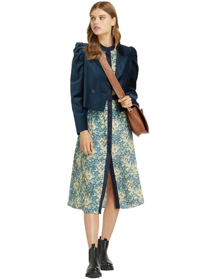 SEATTLE FLORAL PRINTED DRESS image 5