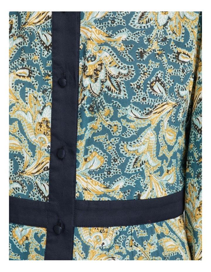 SEATTLE FLORAL PRINTED DRESS image 6