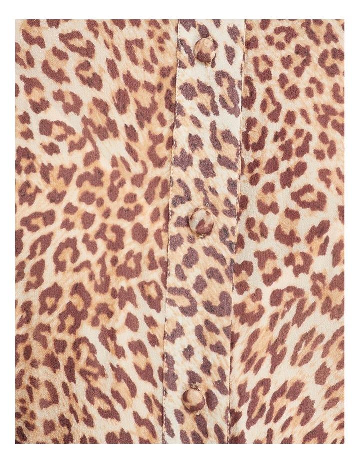 Seattle Animal Printed Dress image 6