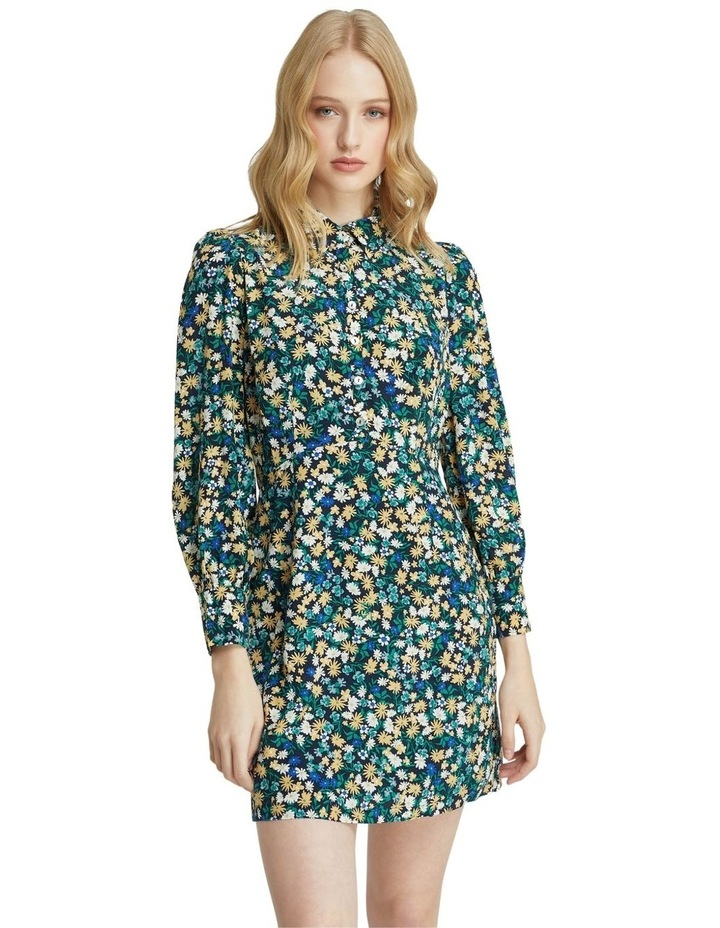 Kingsley Mini Ditsy Floral Dress image 1