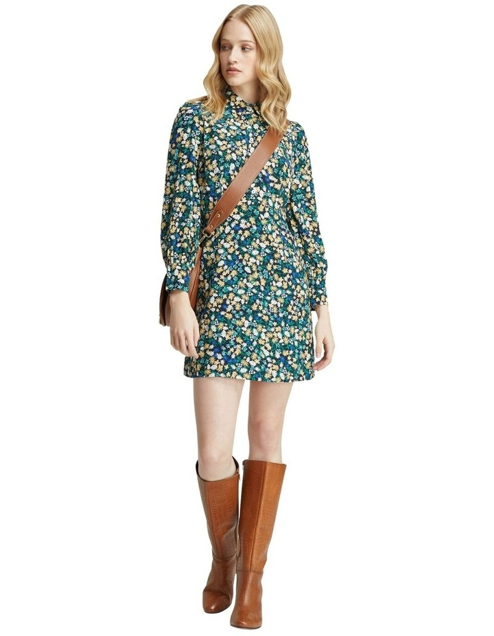 Kingsley Mini Ditsy Floral Dress image 5