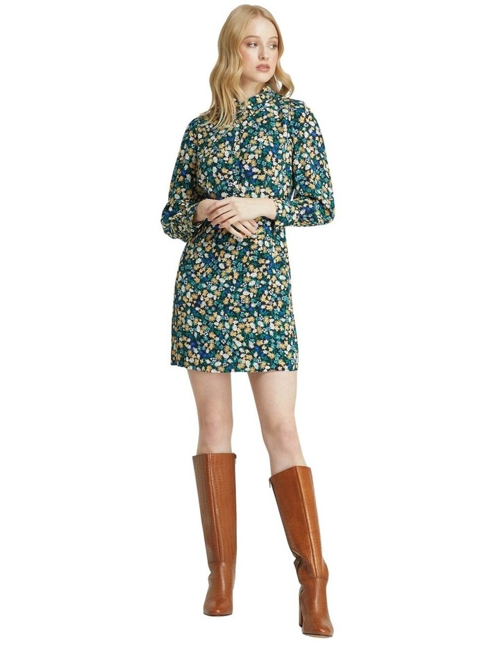 Kingsley Mini Ditsy Floral Dress image 7