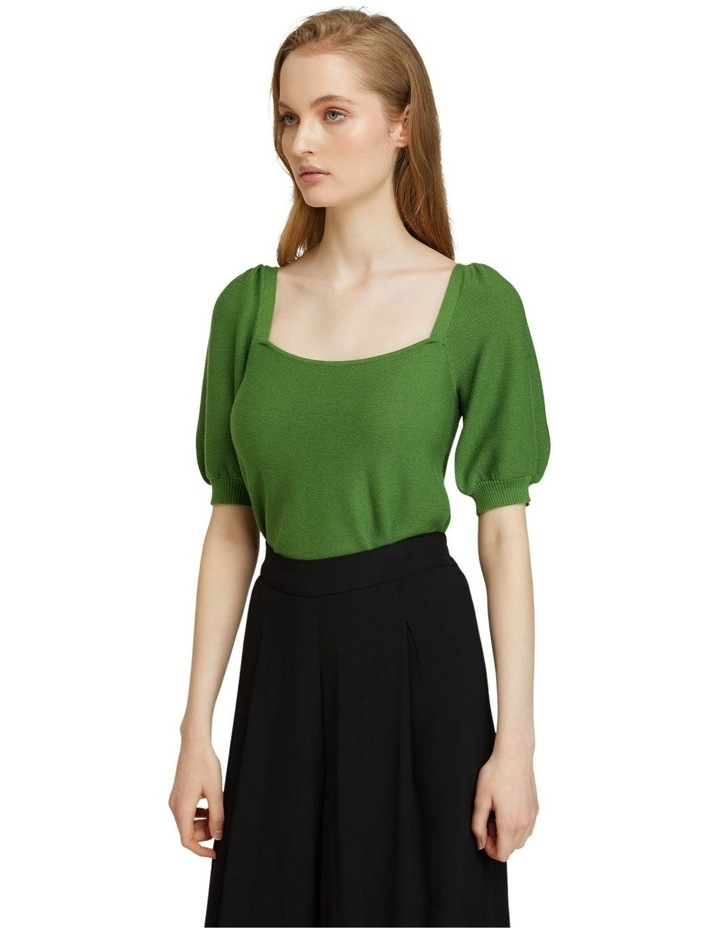Ally Short Sleeve Top image 2