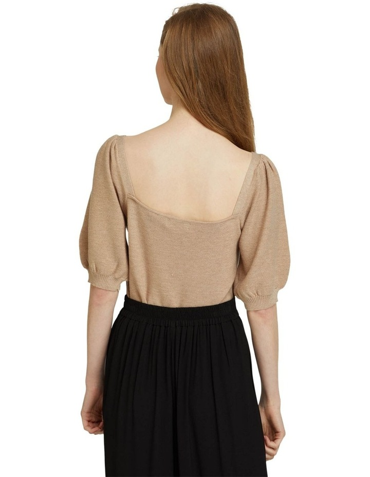 Ally Short Sleeve Top image 3