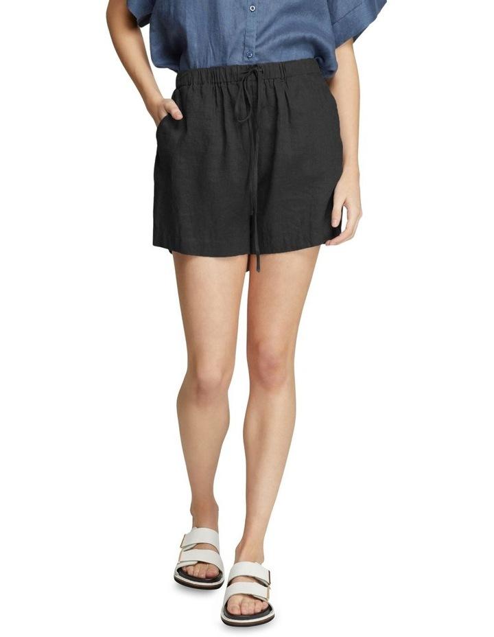 Juniper Pure Linen Shorts image 1