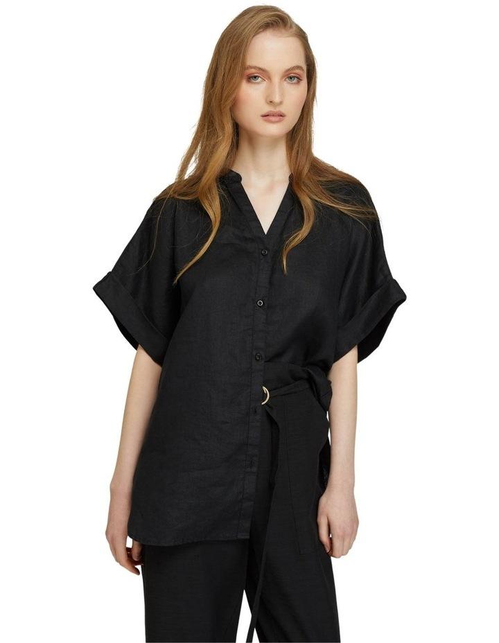 Cara Pure Linen Shirt image 1