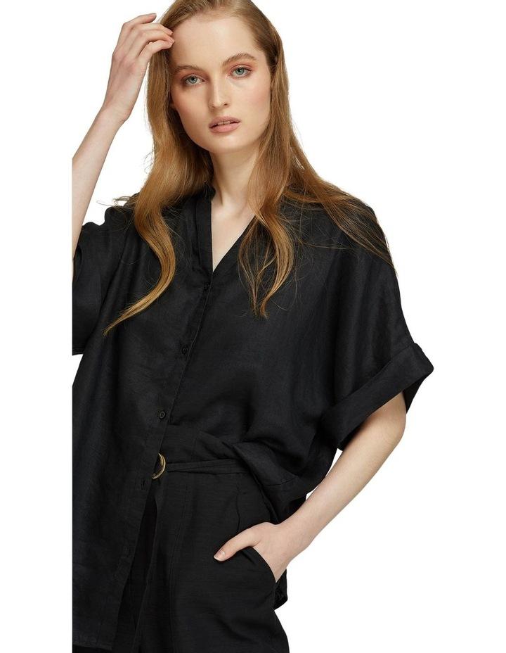 Cara Pure Linen Shirt image 4