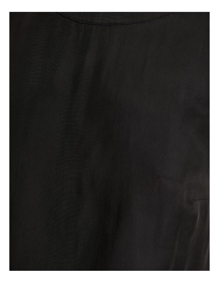 Skylar Woven Front T-shirt image 6
