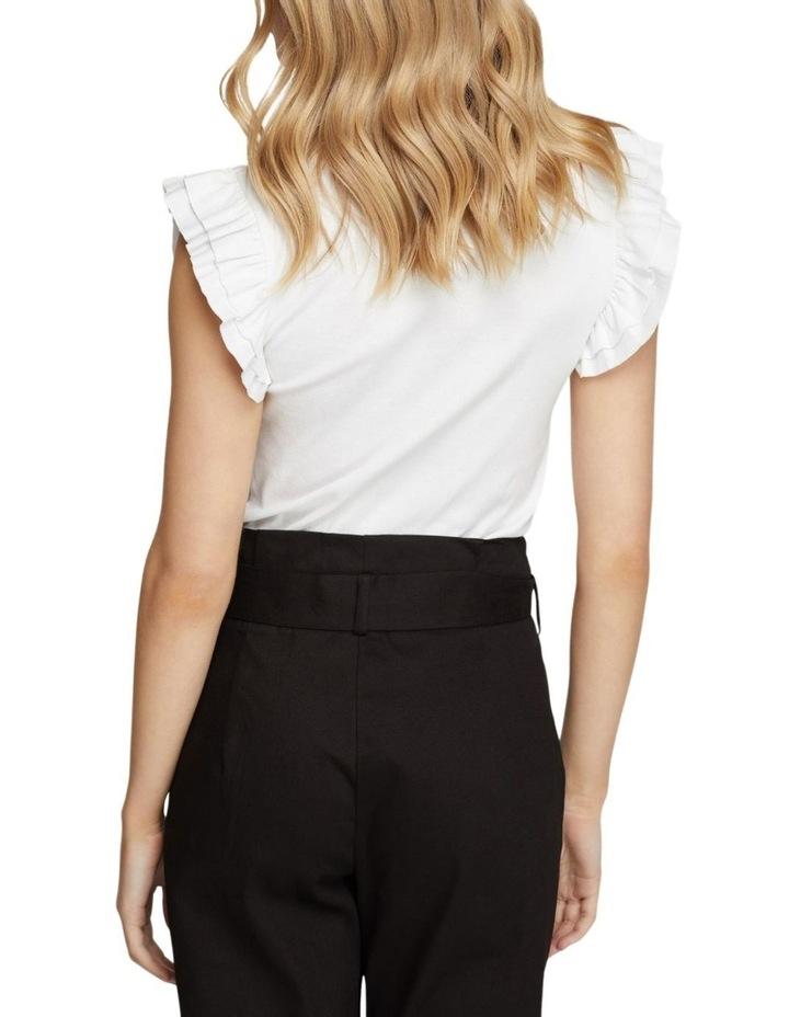 Lena Frill Sleeve T-shirt image 3