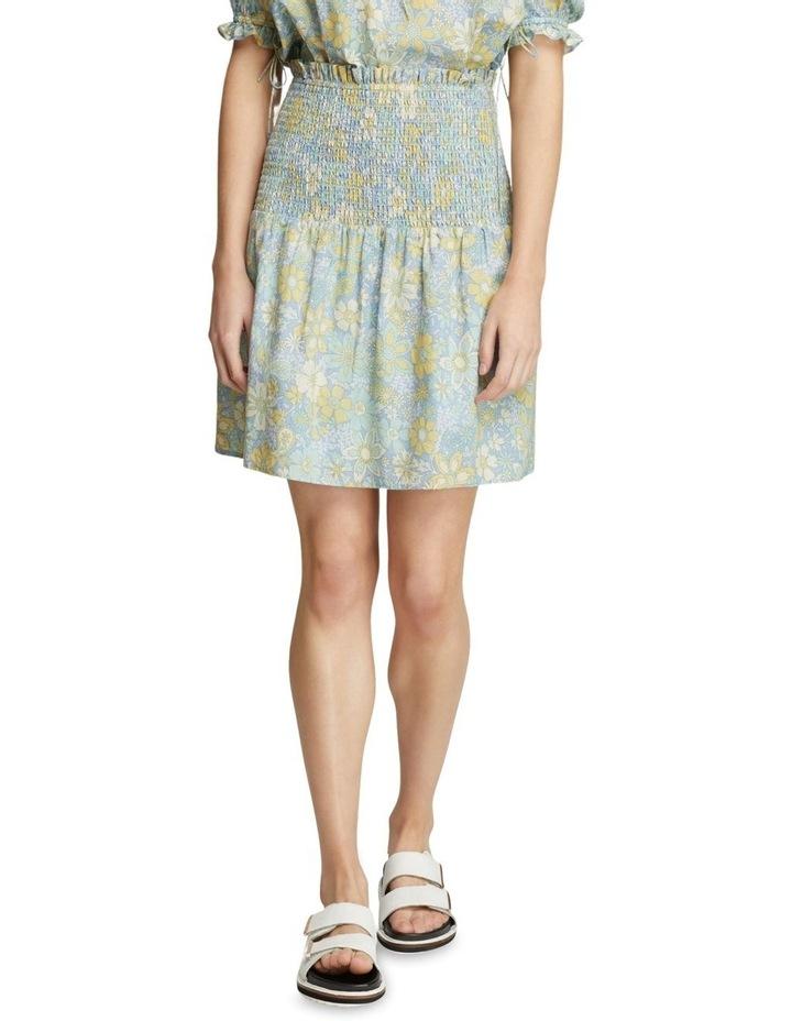 Exist Cotton Shirring Skirt image 1