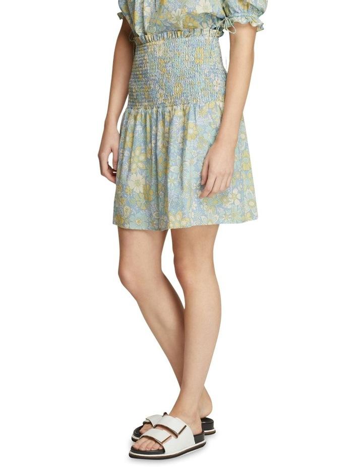 Exist Cotton Shirring Skirt image 2