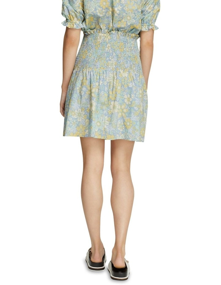Exist Cotton Shirring Skirt image 3