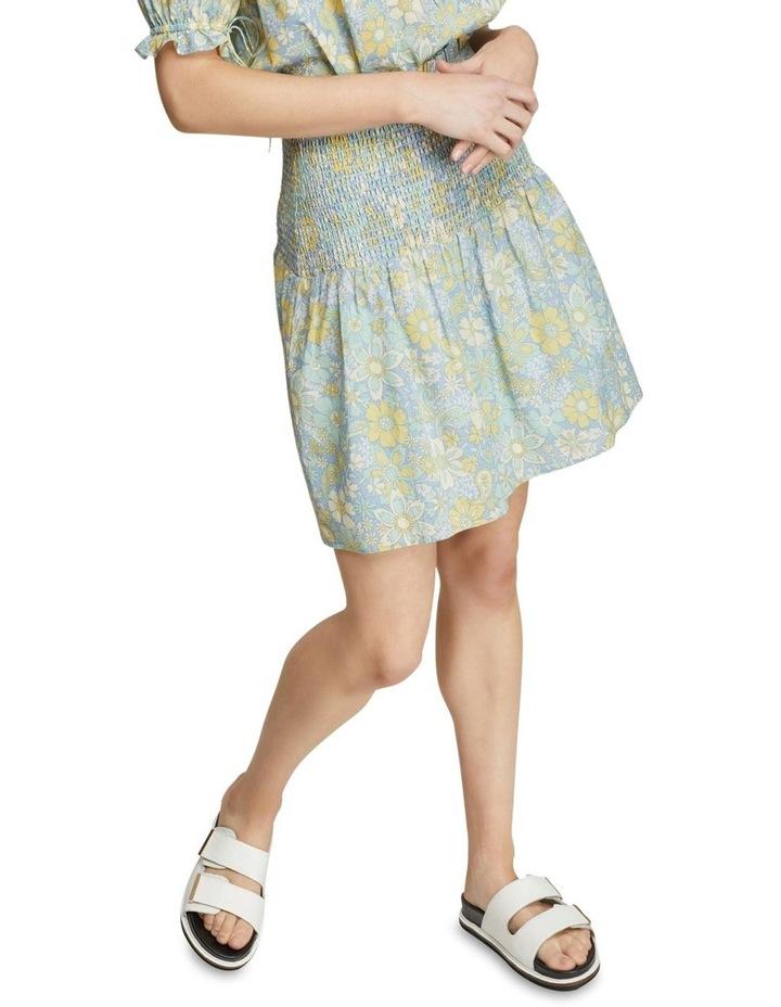 Exist Cotton Shirring Skirt image 4