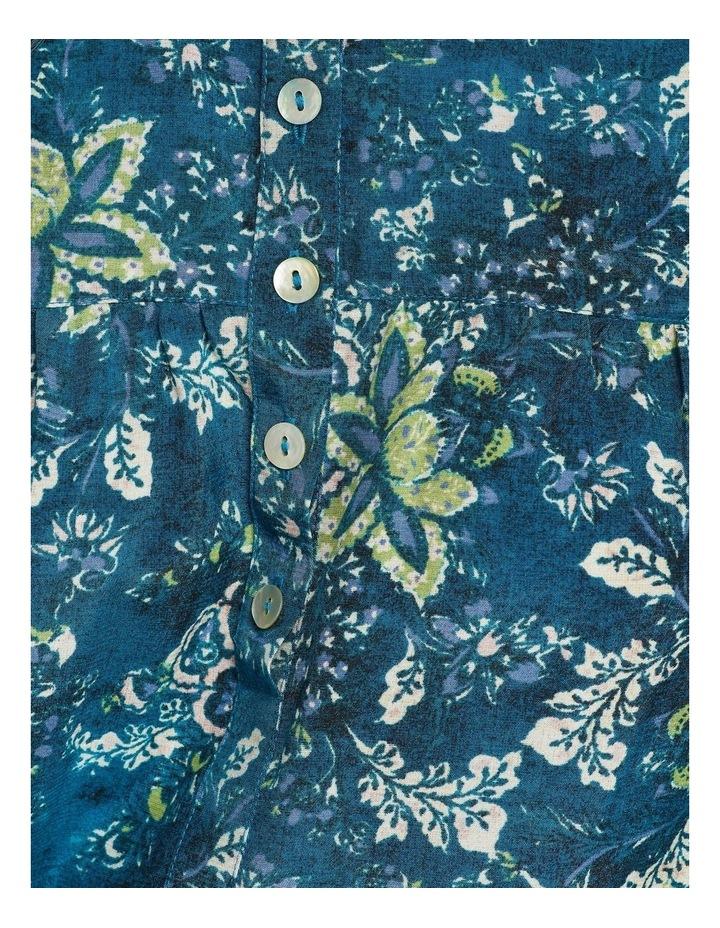 Layla Floral Print Blouse image 6