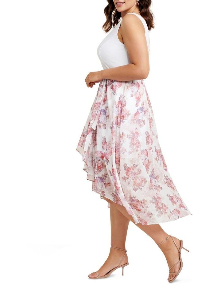 Kendra 2-In-1 V Neck Curve Dress image 3