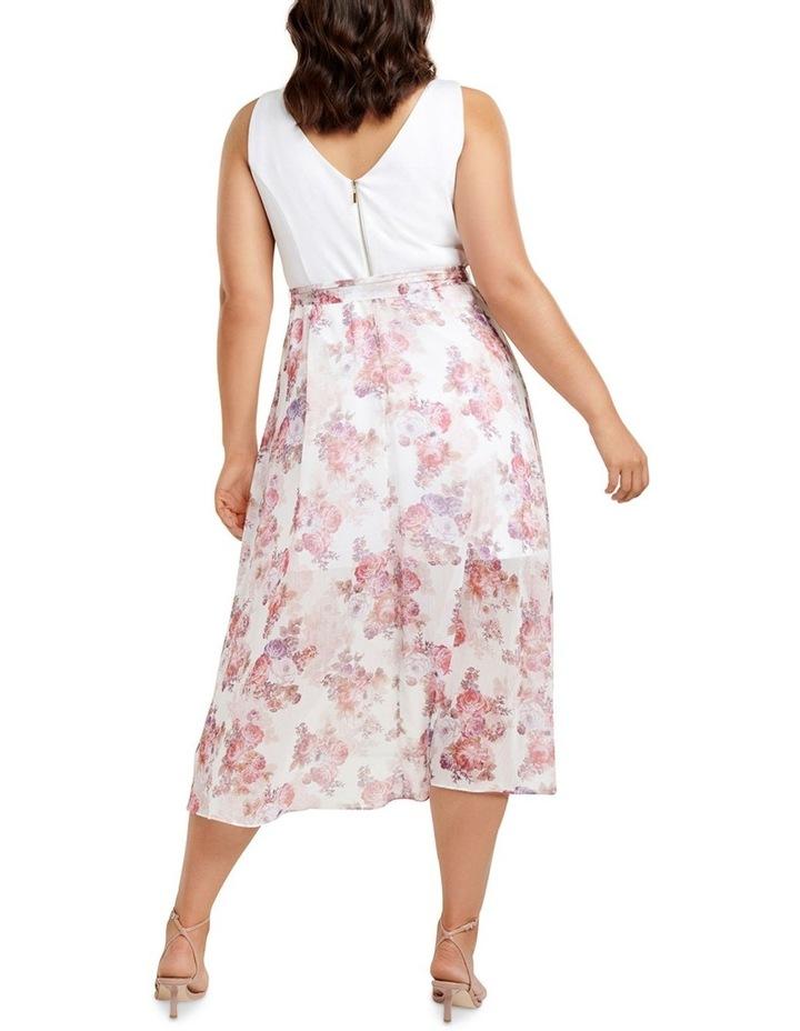 Kendra 2-In-1 V Neck Curve Dress image 4